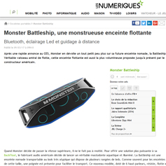 Monster Battleship, une monstrueuse enceinte flottante